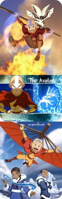 аватар аанг картинки: